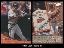 1994 Leaf Promo #7