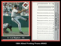 1994 Allied Printing Promo #NNO