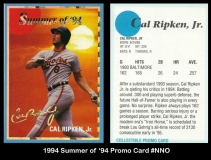 1994 Summer of '94 Promo Card #NNO