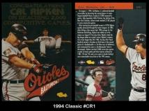 1994 Classic #CR1