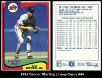 1994 Kenner Starting Lineup Cards #44