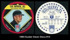 1994 Sucker Saver Discs #15