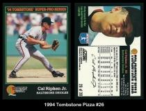 1994 Tombstone Pizza #26