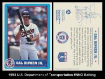 1994-Us-Department-of-Transportation-NNO-Batting