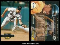 1994 Pinnacle #50