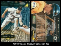 1994 Pinnacle Museum Collection #50