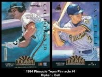 1994 Pinnacle Team Pinnacle #4