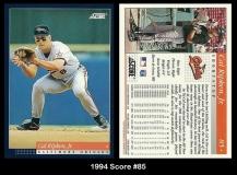 1994 Score #85