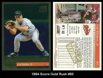 1994 Score Gold Rush #85