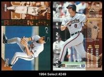 1994 Select #249
