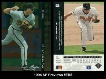 1994 SP Previews #ER5
