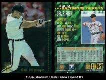 1994 Stadium Club Team Finest #8