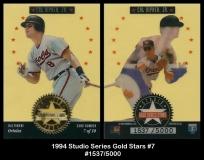 1994 Studio Series Gold Stars #7