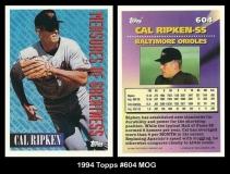1994 Topps #604 MOG