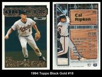1994 Topps Black Gold #18