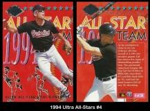 1994 Ultra All-Stars #4