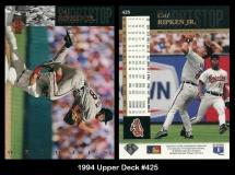 1994 Upper Deck #425