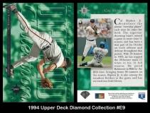 1994 Upper Deck Diamond Collection #E9