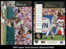 1994 Upper Deck Electric Diamond #425