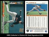 1995 Collectors Choice SE Gold Signature #155