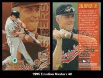 1995 Emotion Masters #8