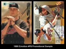 1995 Emotion #P8 Promotional Sample
