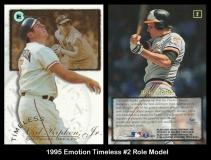 1995 Emotion Timeless #2 Role Model