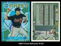 1995 Finest Refractor #120