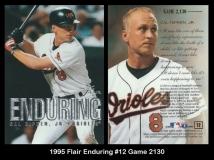 1995 Flair Enduring #12 2130