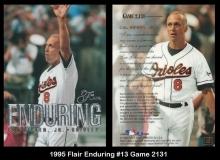 1995 Flair Enduring #13 Game 2131