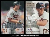 1995 Flair Enduring #7 All-Star MVP