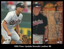 1995 Fleer Update Smooth Leather #8