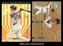 1995 Leaf Limited Gold #7