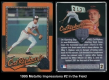 1995 Metallic Impressions #2 In the Field