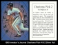 1995 Investors Journal Charisma Pick #15-2 Silver Foil