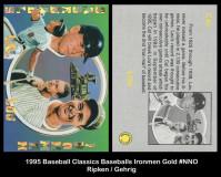1995-Baseball-Classics-Baseballs-Ironmen-Gold-NNO