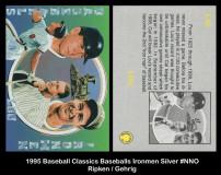 1995-Baseball-Classics-Baseballs-Ironmen-SIlver-NNO