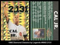 1995 Diamond Classics by Legends #NNO 2131
