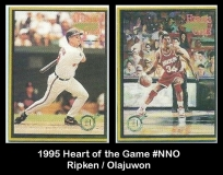 1995 Heart of the Game #NNO