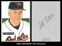 1995 JSW #NNO 1951 Bowman