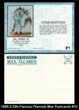 1995 Z-Silk Famous Flannels Max Postcards #10
