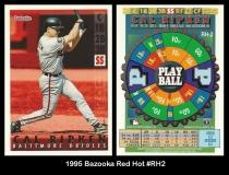 1995 Bazooka Red Hot #RH2