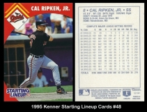 1995 Kenner Starting Lineup Cards #48