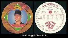 1995 King-B Discs #18