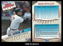 1995 Kraft #12