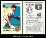 1995 Panini Stickers #68