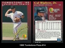 1995 Tombstone Pizza #14