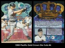 1995 Pacific Gold Crown Die Cuts #4