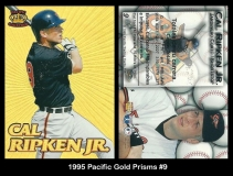1995 Pacific Gold Prisms #9