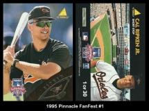 1995 Pinnacle FanFest #1